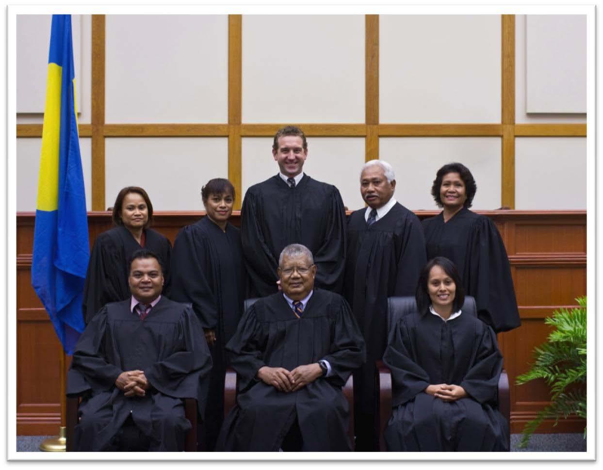 judiciary report
